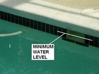 Blog Image - Water Level at Skimmer (200 x 200)