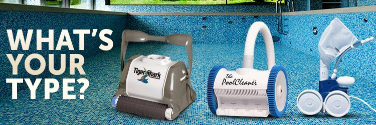 Which Type of Automatic Pool Cleaner Should I Use?