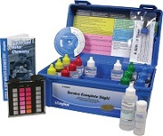 pool care kit for opening & closing